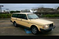 Wanted!!! Volvo wagon!!  Older or newer