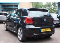 2011 11 VOLKSWAGEN POLO 1.4 GTI DSG 5DR AUTO 177 BHP