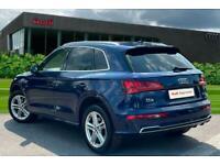 2020 Audi Q5 S line 40 TDI quattro 190 PS S tronic Auto Estate Diesel Automatic