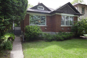 Beautiful North River Heights Bungalow