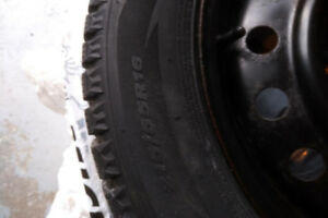 Nexen 215/55R16 Winter Tires for SALE!!!