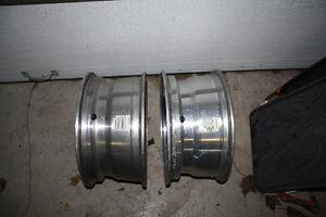 """GMC Chevrolet pick-up,roues aluminum wheels,15"""" C1500 Silverado West Island Greater Montréal image 7"""