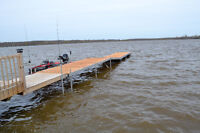 Aluminum  Docks and Boatlifts