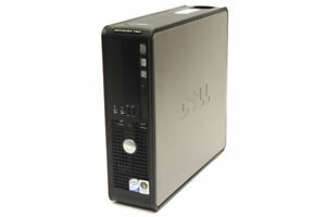 dell 760 desktop (tower only)