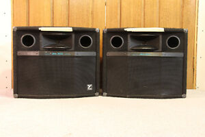 Yorkville elite 600 speakers