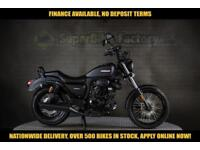 2017 SINNIS HOODLUM EFI 125CC, 0% DEPOSIT FINANCE AVAILABLE