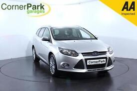 2014 FORD FOCUS ZETEC ESTATE PETROL
