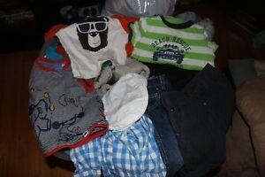 Lot vêtements garçons 12 à 24 mois 50 mcx