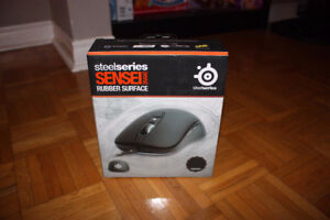 SteelSeries SenSei RAW Rubber surface gaming mouse