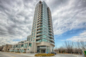 Available for rent furnished 2 badroom luxury condo in Leaside