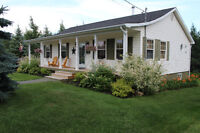 Welcome to your Country Home setting just off Shediac Rd Moncton