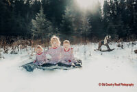 Outdoor Christmas Mini sessions