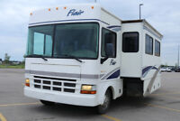 Booking for 2020   33' Class A Motorhome for rent