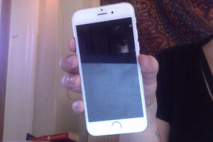32GB IPHONE 6S FOR SALE, LOCKED TO VIRGIN OR BELL
