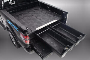 Decked truck tool box for f150 5.5ft box