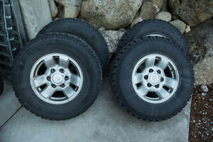 BFG All Terrain Tires and Wheels