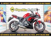 2016 66 KAWASAKI ER-6F ABS 650CC 0% DEPOSIT FINANCE AVAILABLE
