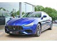 2019 Maserati Ghibli 3.0D V6 Ribelle ZF (s/s) 4dr Saloon Diesel Automatic