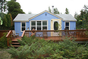 VICTORIA BEACH 2 BR COTTAGE IN RESTRICTED AREA