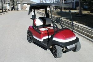 2006 Club Car Precident Customized Electric