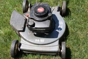Craftsman pushmower / lawnmower