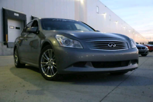 2007 G35 Sport W/ Tech Package  Iso AUDI A4s and X5s and others!