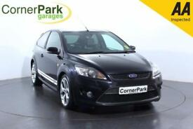 2010 FORD FOCUS ST-3 HATCHBACK PETROL