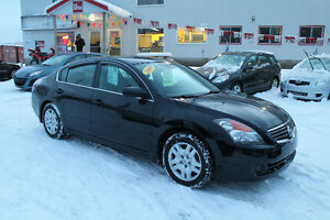 NISSAN ALTIMA 2009 BAS MILLAGE AUTOMATIQUE