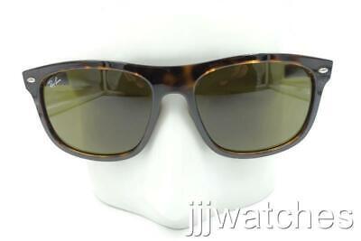 New Ray-Ban Shiny Havana Brown B-15 Lens Sunglasses RB4226 710/73 56-16 (Ray Ban Shiny Havana)