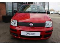 2011 11 FIAT PANDA 1.2 ACTIVE 5STR 5D 69 BHP