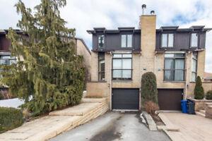 Verdun: Superbe maison semi-détachée sur 2 étage pour 519000$