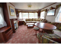 1998 Willerby Dorchester Static | 37x12 with 2 beds | D/Glazing & Heating!