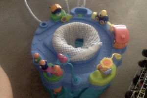 baby saucer/ baby jumper/ baby bouncer