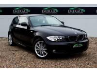 2009 59 BMW 1 SERIES 2.0 116I M SPORT 3D 121 BHP