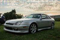 Honda Prelude Coupe Clean
