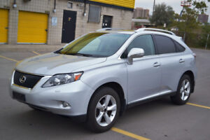 2010 Lexus RX350, Sold Certified. No Accident, S/R, Leather,