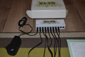 POWER SUPPLY F1 POUR PEDALBOARD COMME NEUF