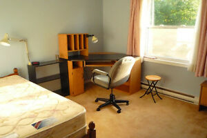 Available Immediately: Exclusive second floor furnished room