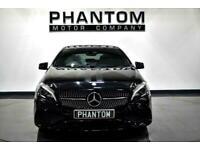 2017 Mercedes-Benz A Class 1.6 A200 WhiteArt (Premium Plus) 7G-DCT (s/s) 5dr Hat