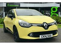 2014 Renault Clio Renault Clio 0.9 TCE 90 Dynamique S MediaNav Energy 5dr Hatchb
