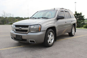 2007 Chevrolet Trailblazer LT 4x4 LOADED