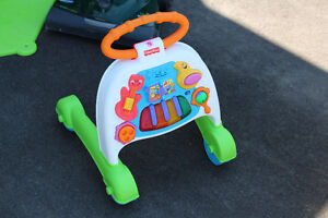 Baby learn-to-walk toy