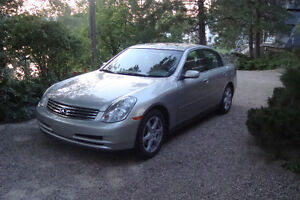 2003 Infiniti G35 Sedan for Sale *Incredible Condition*