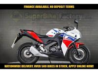 2017 17 HONDA CBR125 R-F 125CC 0% DEPOSIT FINANCE AVAILABLE