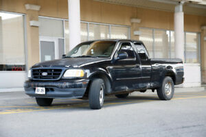 1999 Ford F150-4x2 Super Cab  FOR SALE