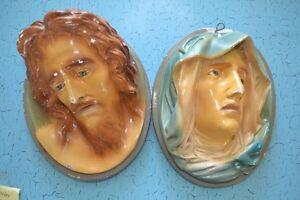 Jesus & Marie platre