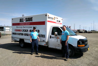ALL-SAVE MOVING SERVICES  INC.