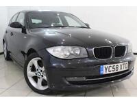 2009 58 BMW 1 SERIES 2.0 118D EDITION ES 5DR 141 BHP DIESEL