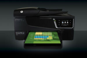HP Office Jet 6600 (no power cable) 80 OBO