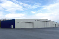 We Erect Steel Buildings in Kingston Ontario